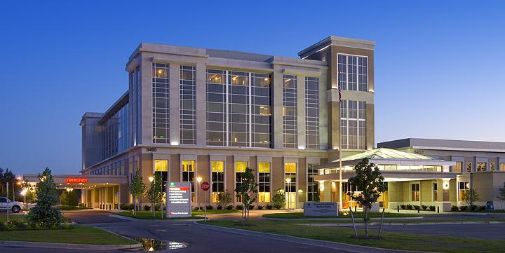 Maryland Electric Company - Featured Projects - Oakwood Hospital